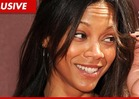 Zoe Saldana -- Some Jerkwad Broke In to My House