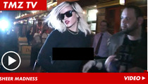 Rihanna -- Seeing Through the Sheer Madness