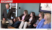'Sister Wives' Fam -- Not Together for Father's Day