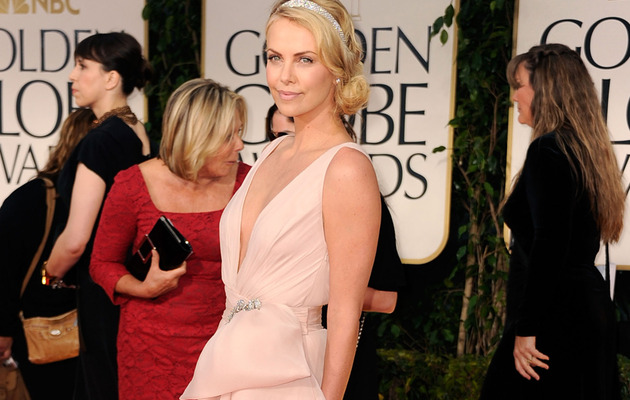 Charlize Theron Adopts a Baby Boy!