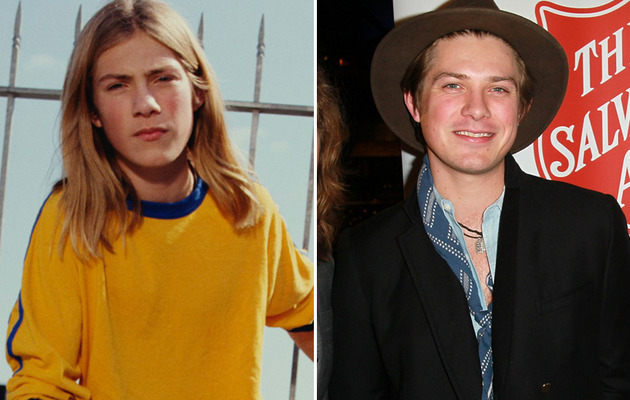 Taylor Hanson Turns 29 -- 90's Stars Then & Now!
