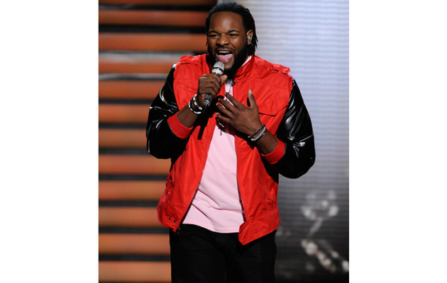 "Jermaine Jones Disqualified From ""American Idol"""
