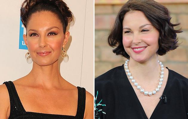 Ashley Judd's Curious Appearance Explained!