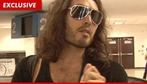 Russell Brand -- Arrest Warrant Issued for iPhone Toss