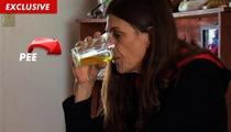 'My Strange Addiction' Star -- I Don't Just Drink My Own Urine ... I BATHE IN IT!!!