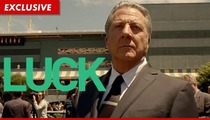 HBO 'Luck' Horse Trainer -- 'Sometimes S**t Happens'