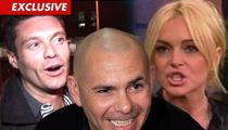 Pitbull -- If Ryan Seacrest Didn't Sue Me, Lindsay Lohan Shouldn't Either!