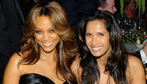 Tyra vs. Padma: Who'd You Rather?