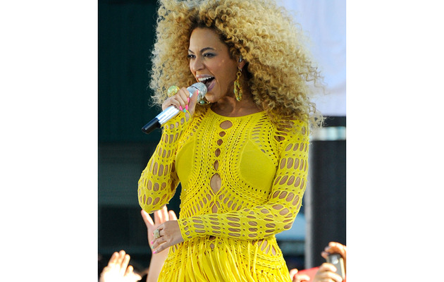 Beyonce Announces First Post-Blue Ivy Concerts
