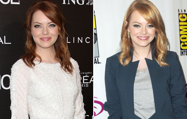 Emma Stone Lightens Her Locks: Like the Look?