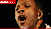 Soul Singer Keith Sweat -- Screwed Over TWICE By Nasty Foreclosure