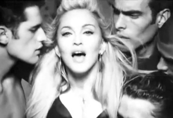 "Watch Madonna's Sexy New Video for ""Girl Gone Wild"""