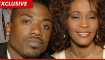 Ray J -- I had NO IDEA Whitney Houston Was Doing Cocaine
