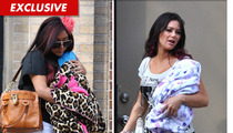 Snooki & Jwoww -- Fake Babies for Fake Reality Show
