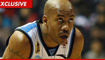 Stephon Marbury Loses L.A. Home at Foreclosure Auction