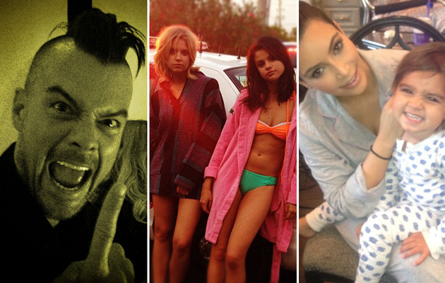 This Week's Celebrity TwitPics!