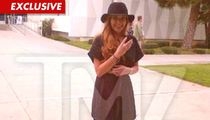 Lindsay Lohan -- All Smiles After Final Probation Meeting