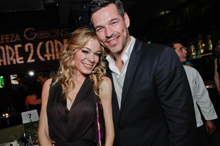 LeAnn Rimes and Eddie Cibrian Wed!