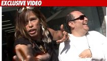 Steven Tyler -- Music Video Sans Aerosmith