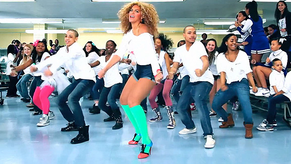 Beyonce Releases New Music Video -- for Michelle Obama?