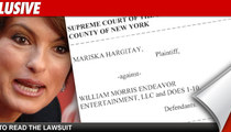 Mariska Hargitay Sues Agency -- Remember, I Fired You