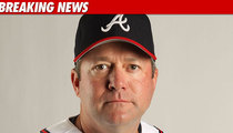 Atlanta Braves Coach -- Accused of Hurling Gay Slurs
