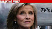 Emotional Meredith Vieira -- 'It's A Difficult Day For Me'
