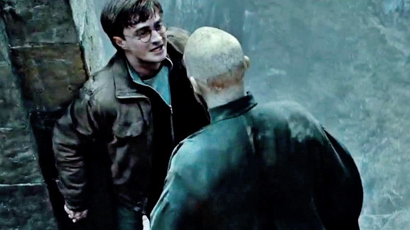 Trailer Debut: Harry Potter and the Deathly Hallows - Part 2