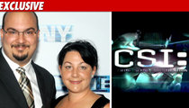 CSI Creator's Wife: Our Marriage is DOA
