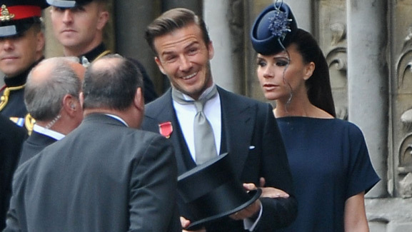 Photos: The Royal Wedding -- Superstar Guests Arrive!