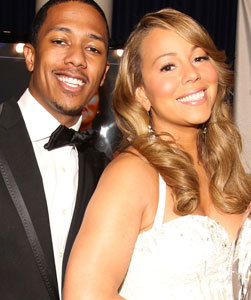 Nick Cannon & Mariah Carey Renew Vows After Birth of Twins