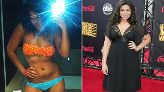Jordin Sparks Shows Off Crazy Weight Loss with Bikini Pic!