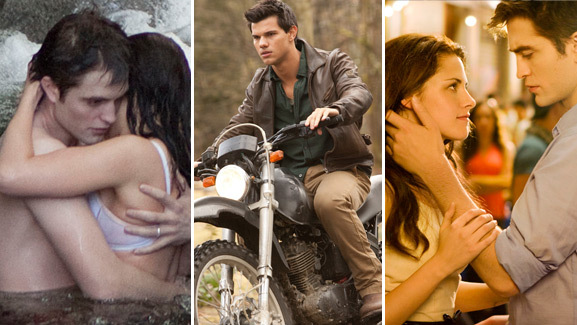 Photos: Eleven New Shots from 'The Twilight Saga: Breaking Dawn'