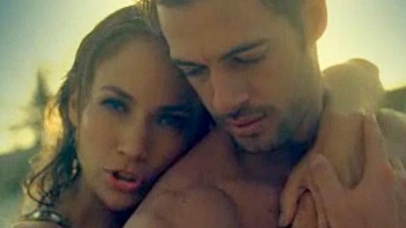 Jennifer Lopez Premieres New Video on 'Today'