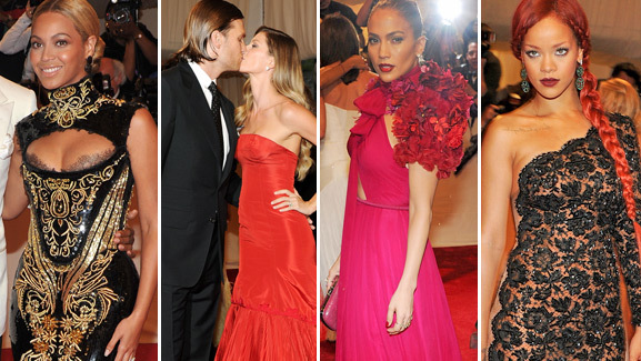Fashion's Biggest Night: The Met Costume Gala Red Carpet!