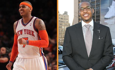 Carmelo Anthony: From Baller To Mogul?