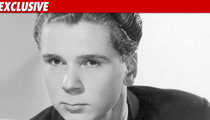 'Superman' Actor Jackie Cooper -- Dead At 88