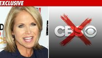 Katie Couric/CBS Negotiation -- DEAD!