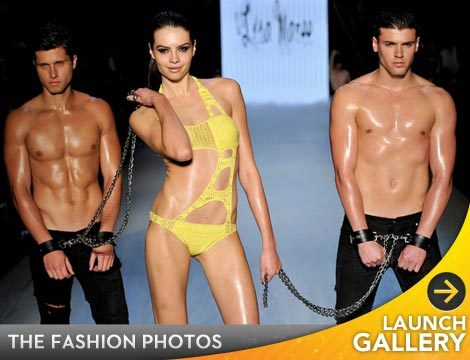 Photos: Australia Fashion Week's Hottest Looks!