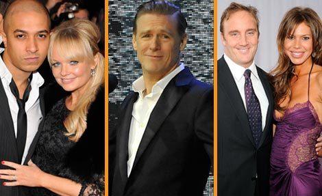 Emma Bunton, Bryan Adams, Nikki Cox & Jay Mohr: Babies for Everyone!