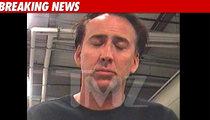 Nic Cage Dodges Bullet In Drunken New Orleans Arrest