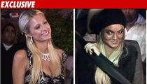 Paris Hilton -- I'm APOLOGIZING To Lindsay