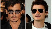 """Orlando Bloom Really Is in the New """"Pirates""""?"""