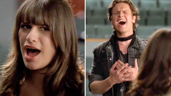 Watch Now: 'Glee' Covers Adele's 'Rolling in the Deep'