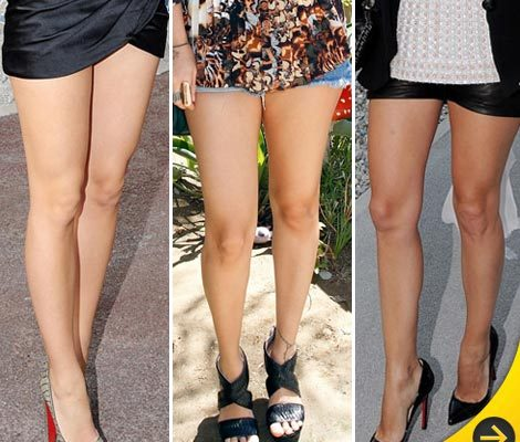 Photo Special: Guess Whose Gorgeous Gams!