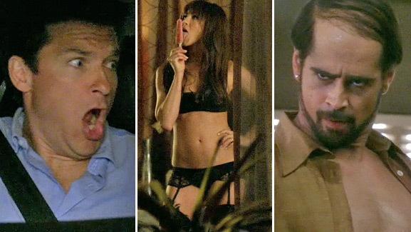 Jen Aniston Strips, Colin Farrell Goes Bald in New Movie Trailer!