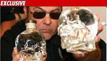 Dan Aykroyd -- 21,000 BOTTLES of Vodka ... STOLEN