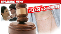 Lindsay Lohan Gets Merciful Sentence for Theft