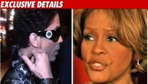 Prince To Staff: Whitney's Welcome at My Shows!