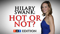 Million Dollar Question -- Is Swank Hot or Not?